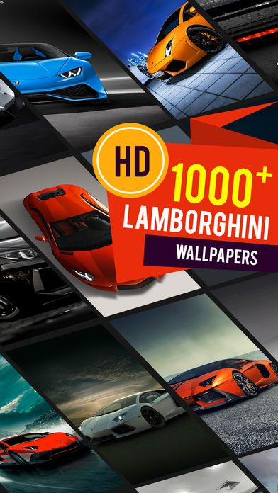Amazing Sports Car Lamborghini HD Wallpapers by Amit Patel iOS United States SearchMan App Data & Information