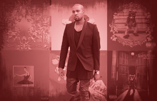 Take the Lovely Kanye West Runaway Wallpaper