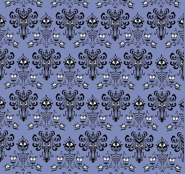 Collect the Beautiful Haunted Mansion Wallpaper