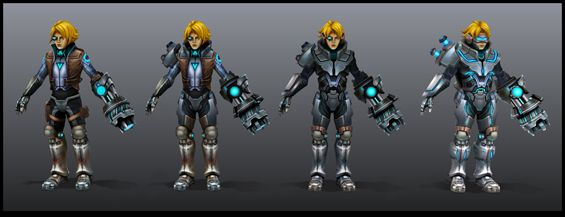 Pulsefire Ezreal The Making