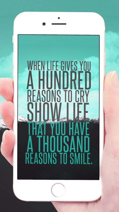 Life is Good by Wallpapers Happy Inspirational & Motivational Quotes and Sayings