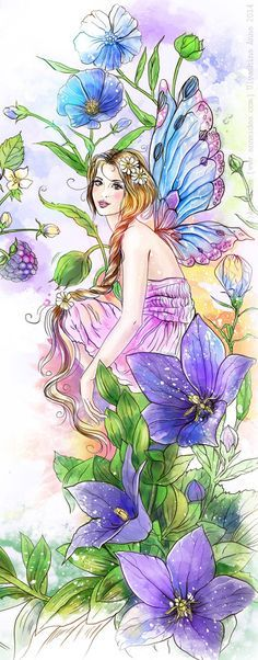 Gather the Elegant Live Fairy Wallpaper