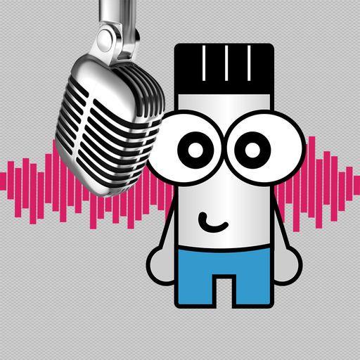 Voice Changer Funny Prank & Spoof Phone Calls AI iOS App Wallpaper