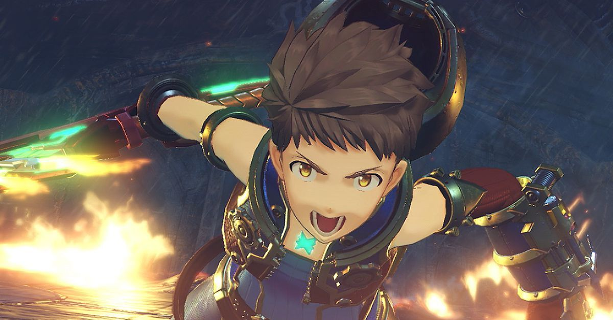 Sci fi epic Xenoblade Chronicles 2 is the perfect thing to play after Zelda The Verge